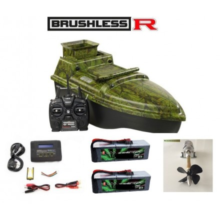 Anatec monocoque moteur Brushless R + back up