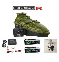 Anatec monocoque moteur Brushless R + batterie de secours