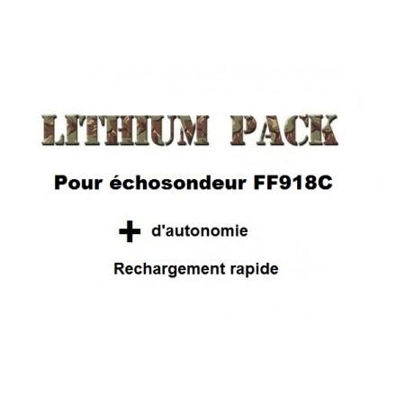Kit lithium pour FF918C