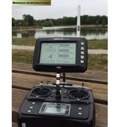Support radiocommande pour X PILOT et Toslon TF300