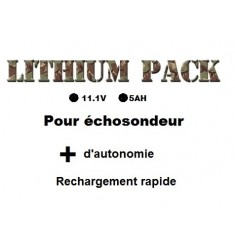 Pack lipo 5AH pour TF640 / TF500 / F918C
