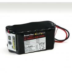 Batterie longlife 14,5 ah pour rt4 et rt3