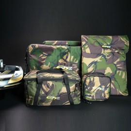 DPM Camouflage Bag Set pour bateau amorceur RT3/RT4