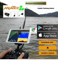 Option fishing Robot pour bateau anatec