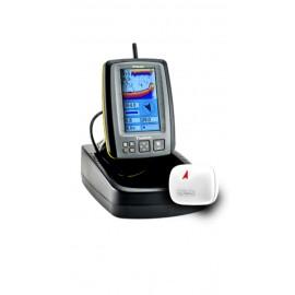 Promo Toslon TF640 GPS et echosondeur couleur