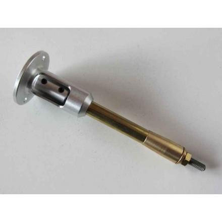 Arbre de transmission sur roulement avec accouplement 3mm
