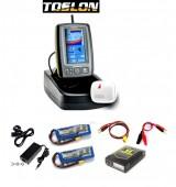 Echosondeur TOSLON TF640 avec GPS pour bateau amorceur