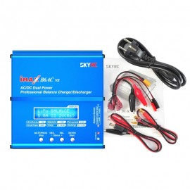 Chargeur lithium intelligent Lipo/Lithium