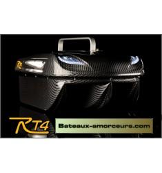 RT4 carbon + T6K + PRO 4 portée 250M + x pilot + Moteurs Brushless + X 1 spiral + SET fox camolite + cam Prépa + garantie 2 ans