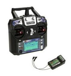 Radiocommande 10 voies flysky avec portée 400/500 Mètres
