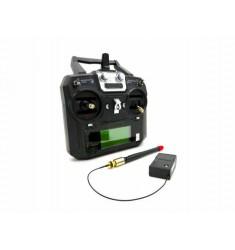 Radiocommande 5,8HZ + récepteur pour quad bait boat transporter kompact ou explorer