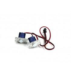 ELECTRO AIMANTS trappe quad V1 et transporter