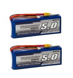Batteries pour catamaran tackle version S par 2
