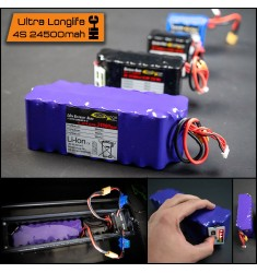 Batterie RT4 Li Ion 24,5ah Ultra Longlife