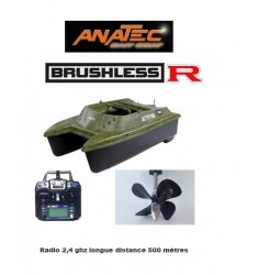 Anatec catamaran BRUSHLESS R lithium