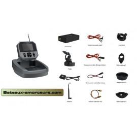 LBT-1-GPS Echosondeur couleur lucky + GPS + boussole