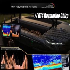 RT4 Raymarine + GPS autopilot
