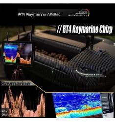 RT4 Raymarine + GPS autopilot SET + sondeur RAYMARINE