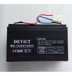 Batterie origine anatec 6V 12AH
