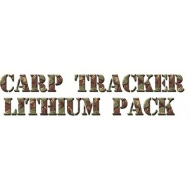 Kit batterie lithium pour carp tracker
