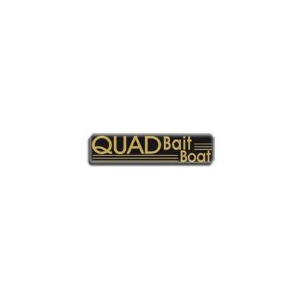 Radiocommande 2.4GHZ pour quad bait boat transporter