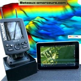 Explorer pack avec GPS bluetooth et élite 4X couleur