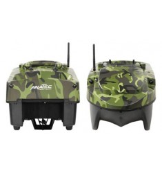 bateau amorceur pac boat Anatec Start'r Evo forest camo