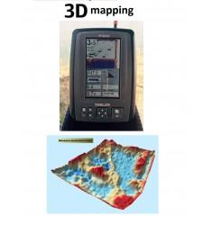 Echosondeur couleur toslon TF650 3D mapping
