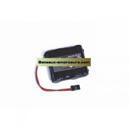 Batterie pour radiocommande graupner MX10 anatec monocoque