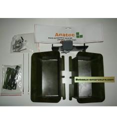 Pack 3 bacs OAK pour anatec monocoque bateaux amorceurs