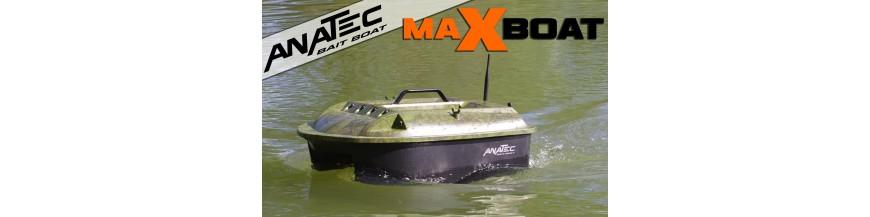 Les bateaux ANATEC
