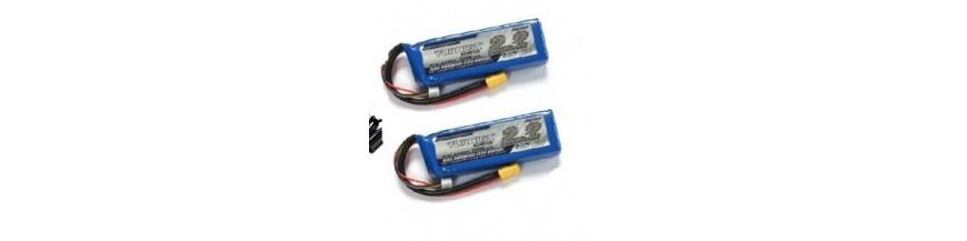 Batteries échosondeurs